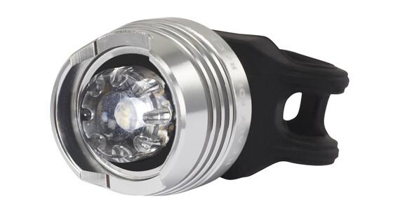 RFR Diamond fietsverlichting white LED grijs